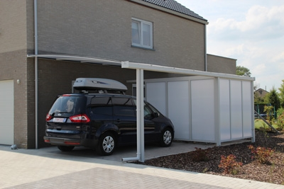 Een aluminium carport bouwen bij je thuis brengt heel wat interessante voordelen met zich mee.
